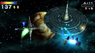 Star Fox 64 3D: Area 6 [1080 HD]