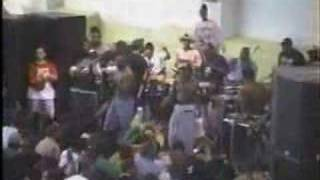 "Junkyard Band 4-22-94 hittin ""ruff it off"" @ UMES open house"
