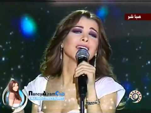 YouTube   Nancy Ajram Enta Eih Al Doha Festival