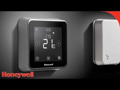 ​Lyric T6 Instalación | Honeywell Home