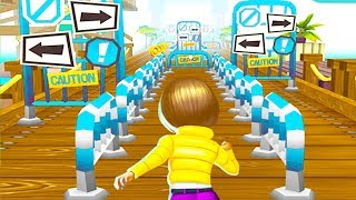 Subway Rush Runner #44 | Android Gameplay | Friction Games