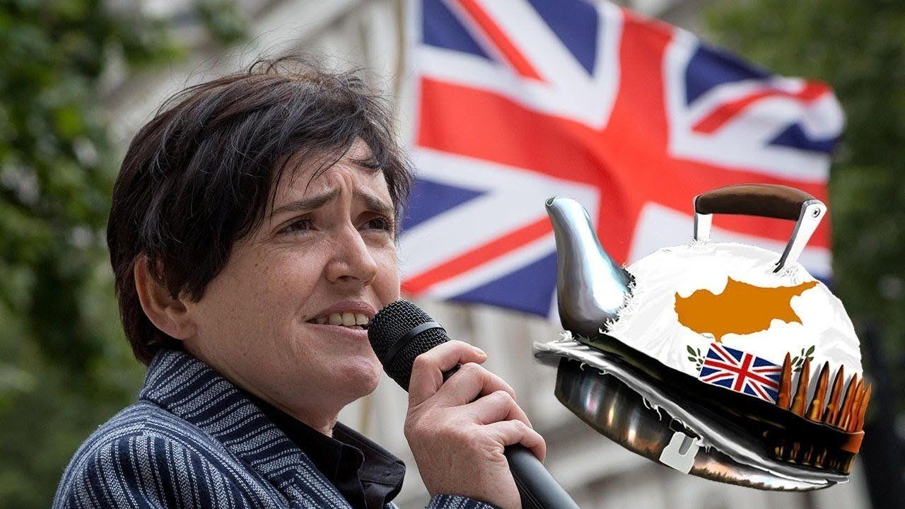 Talking with Anne Marie Waters