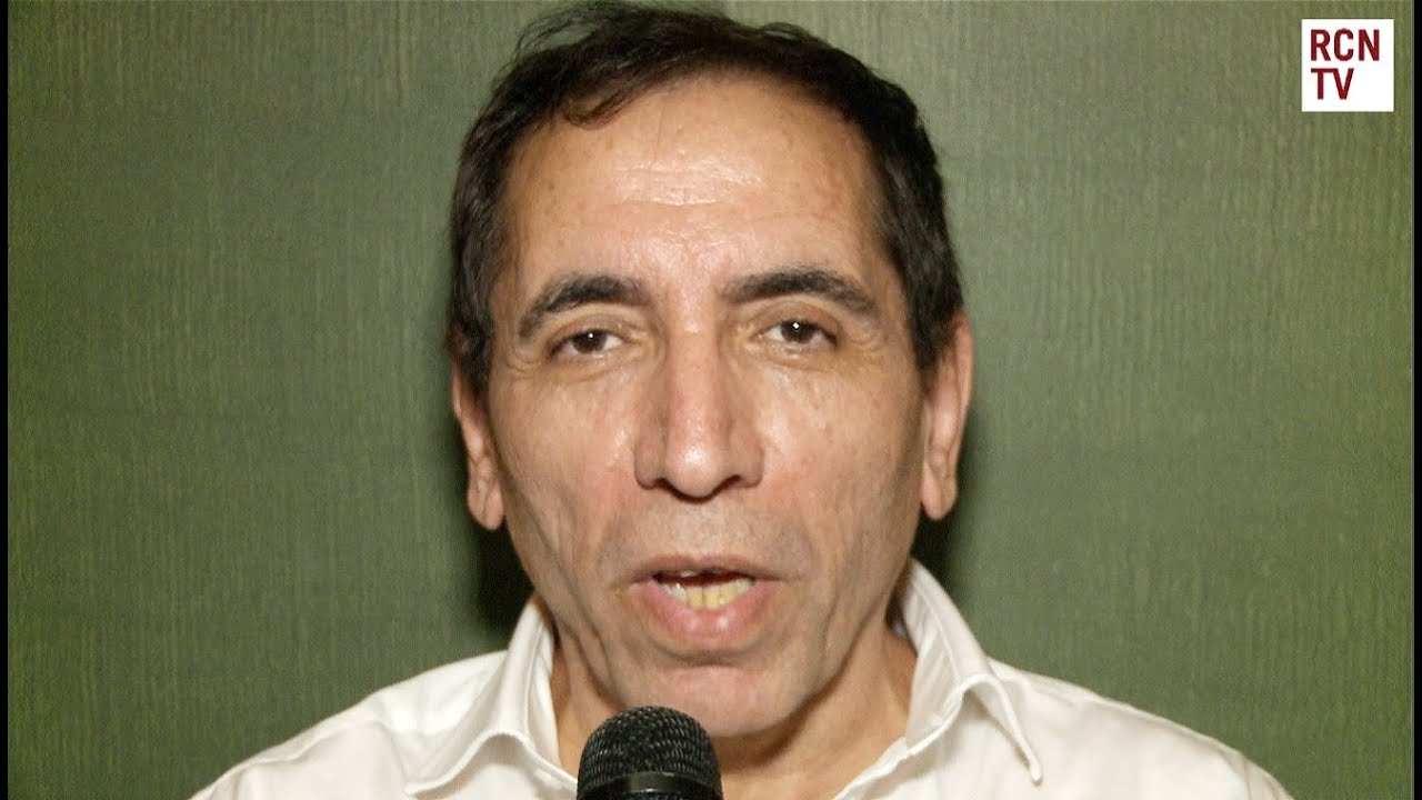 The President Director Mohsen Makhmalbaf Interview
