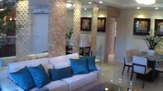 Lindo apartamento em Balneário Camboriú, mobiliado, decorado e equipado. Apenas 140m da praia... thumbnail