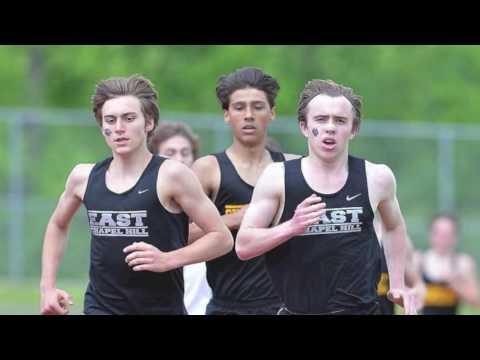 East Chapel Hill High School Track and Field 2016