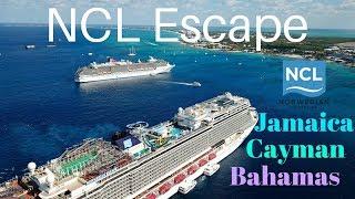 NCL Escape, travel the world, explore the Earth.