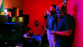 [In Studio] Making Of Vick2hot ft. Obie1 - Low Key