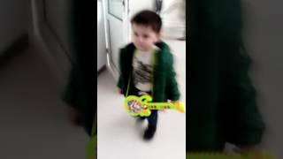 Уроки рока от моего племянника
