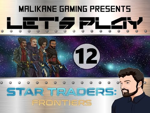 Star Traders: Frontiers - Let's Play Episode 12 - Impossible Difficulty - Crisis Management