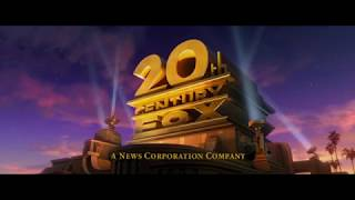 20th Century Fox Intro template