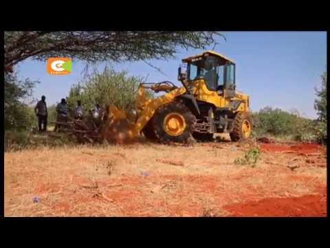 Kaburi la halaiki lagunduliwa kaunti ya Mandera