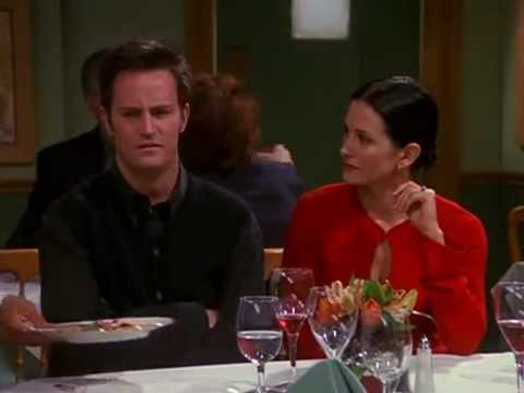 Wasn't Chandler Janice's Soulmate?