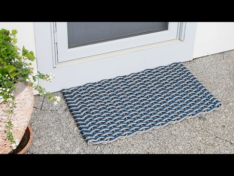 The Rope Co. - Nautical Door Mats