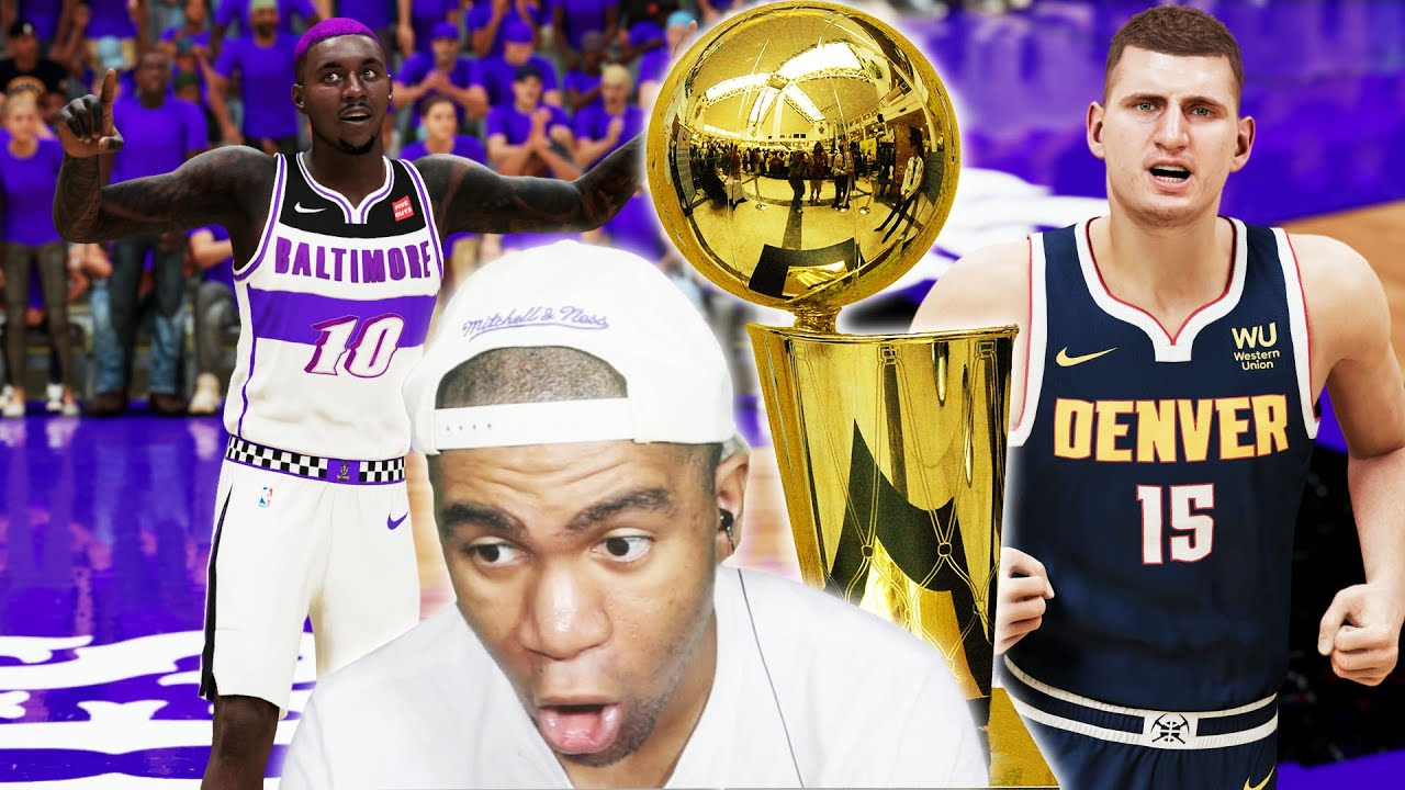 Un nouveau Champion? - Pirates de Baltimore NBA 2K21