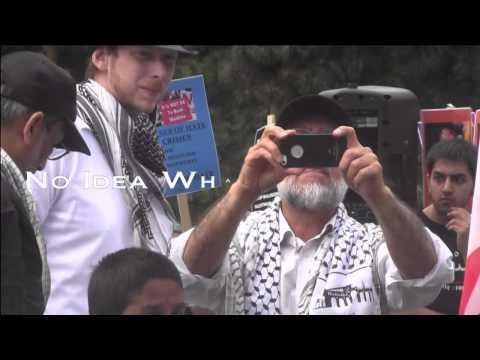 A Fistful Of Ham - Al Quds Day Stand-Off With Zafar Bangash
