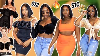 A VERY EXTRA TRY-ON ALIEXPRESS CLOTHING HAUL! Outfits ALL Under $20!
