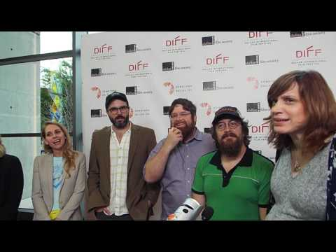 DALLAS FILM FESTIVAL 2017 Interview with the Cast & Crew of the film: Mustang Island