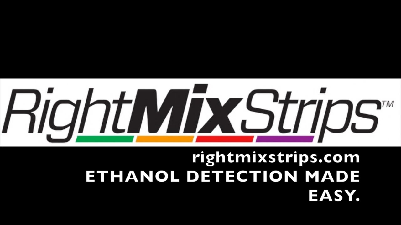 RIGHT MIX STRIPS ETHANOL FUEL TEST - Product Demo