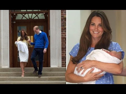 Royal baby name: Prince Thomas 'named' as Kate Middleton ready for labour