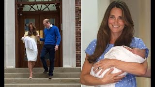 Royal baby name: Prince Thomas 'named' as Kate Middleton ready for labour