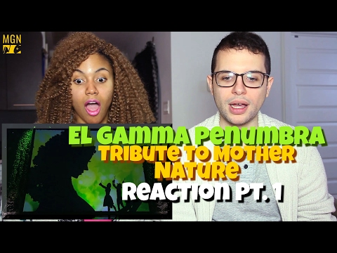 El Gamma Penumbra - Tribute To Mother Nature | Asia's Got Talent Reaction Pt.1