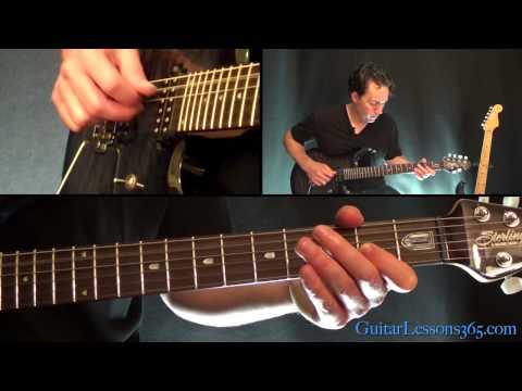 Lonely Boy Guitar Lesson - The Black Keys