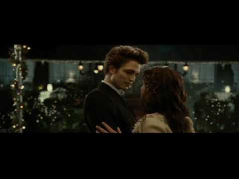 Edward and bella dancing