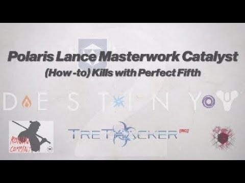 Destiny 2 How to get Polaris Lance Masterwork - cinemapichollu