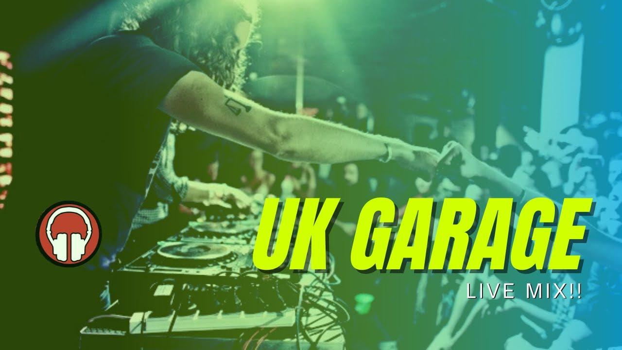 UK Garage Mix Image