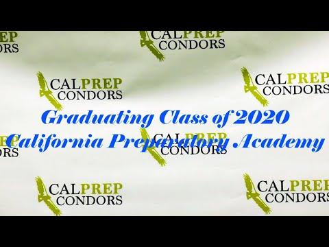 2020 California Preparatory Academy Senior Recognition Video