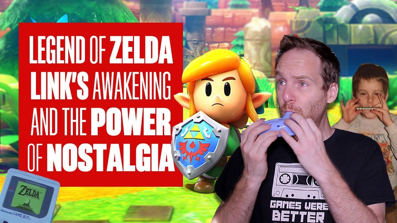 3Ds Future Releases link's awakening and the power of nostalgia - ian takes a trip down memory  lane!