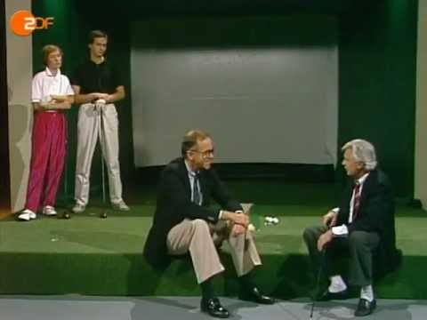 das aktuelle sportstudio vor 25 Jahren: Telefonscherze mit Franz Beckenbauer