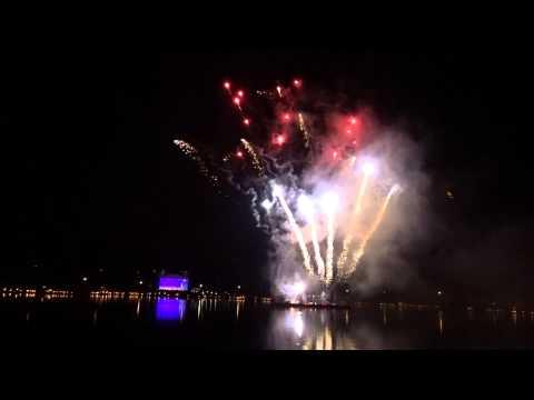 Musik und Licht am Hollersee 2015