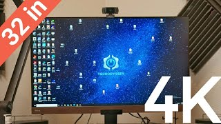 BenQ EW3280U Review: BEST 32 inch 4K Monitor For Video Editing