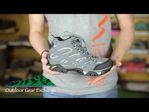 Gear Preview: Merrell Moab 2 Mid