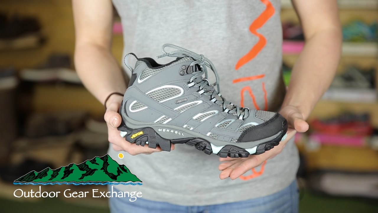 merrell moab mid gtx mens walking boots review on