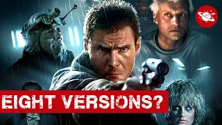 Blade Runner - The Eight Different Versions EXPLAINED