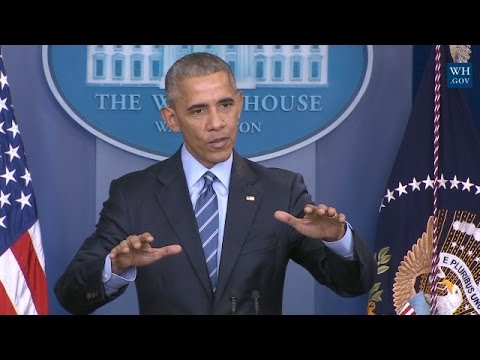 "Obama ""I Ask Myself Everyday Is There Something I Can Do To Save Lives?"" (Go To Prison)"