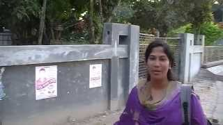 Kobi Jashimuddin's House in Faridpur District - 2013