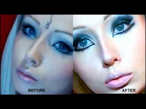 Why Valeria Lukyanova Amatue Never Smiles Youtube