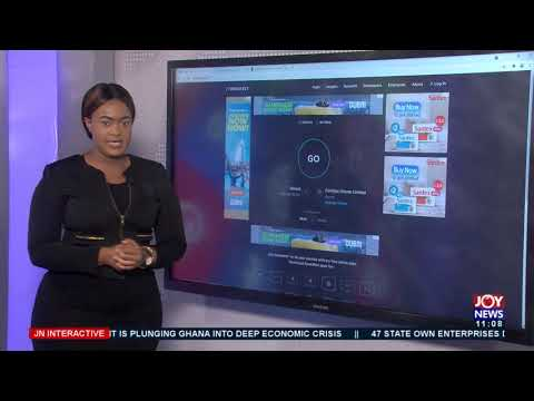 Internet Speed: Ghana's internet connectivity ranked fastest in Africa - JoyNews (27-7-21)