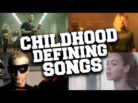 Best 100 Songs That Defined Your Childhood