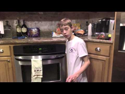 Parker Troup's How to Bake Cookies Video 8th grade Fairhope Middle School