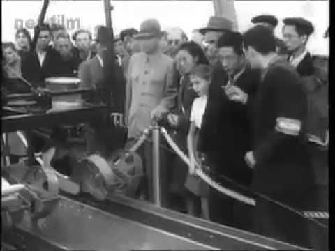 Новости дня СССР - 1954, выпуск 45