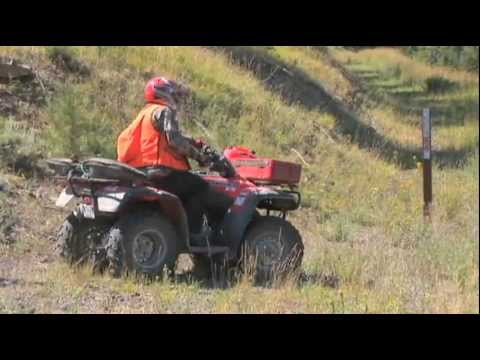 Hunting With Your OHV
