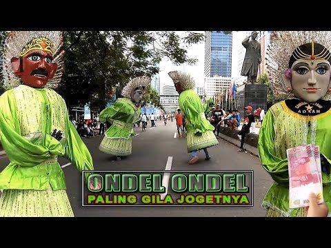 Ondel Ondel Paling GILA JoGet-nyA!! ⚫ Bintang Adzam Best Performance