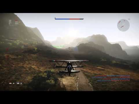 War Thunder FIAT CR.42 CN FALCO Marcolin [HD] [ITA]