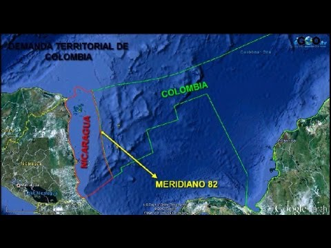 Conflicto Nicaragua y Colombia: Resolución Tribunal de La Haya Sobre Aguas Territoriales [IGEO.TV]
