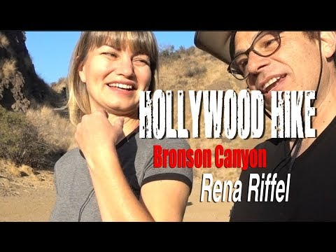 RENA RIFFEL - Hollywood Hike Ep #3 - Filmmaking Acting & Film Festivals