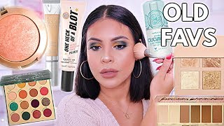 FULL FACE NOTHING NEW… FALL MAKEUP LOOK USING SOME OLD FAVORITES 2019 | JuicyJas